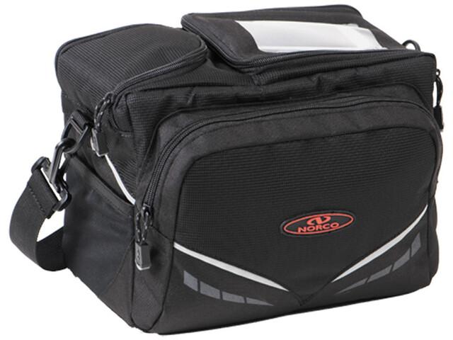 Norco Kansas Handlebar Bag black